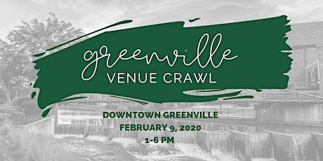 Greenville Venue Crawl tickets