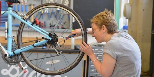 Intermediate Gears and Drivetrain Bike Maintenance - Saturday Course