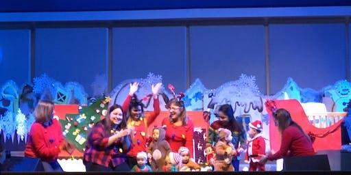 Tiniciti Preschool Holiday Show  2019