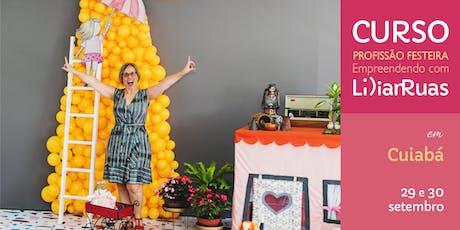 CUIABÁ tem Lilian Ruas com Profissão Festeira edição 2020 ingressos