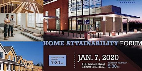 2020 South Carolina Home Attainability Conference  tickets