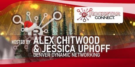 Free Denver Dynamic Rockstar Connect Networking Event (December, Colorado) tickets