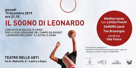 Il sogno di Leonardo - Concerto  biglietti
