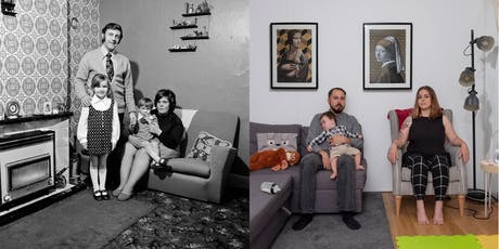 Daniel Meadows & Gavin Parry: Photographing families, then and now tickets