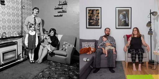Daniel Meadows & Gavin Parry: Photographing families, then and now
