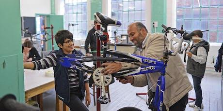 Junior Bike Mechanics Course tickets