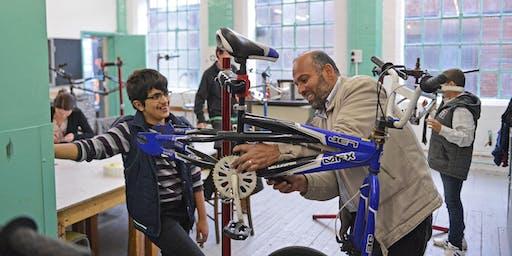 Junior Bike Mechanics Course