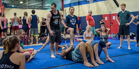 Intermediate Level Hand2Hand & Foot2Hand Acrobatic Class tickets