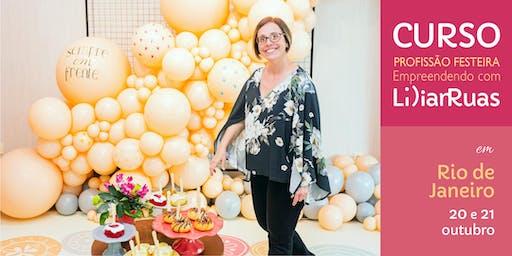 RIO DE JANEIRO tem Lilian Ruas com Profissão Festeira edição 2020