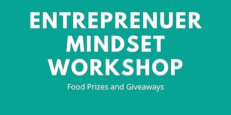 Entrepreneur Mindset Workshop tickets