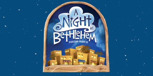 A Night In Bethlehem at King of Glory