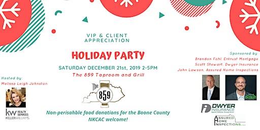 VIP & Client Appreciation Party
