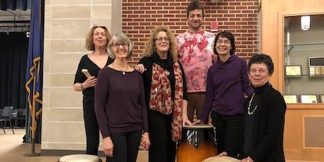PMAC Drum Circle & Percussion Ensemble Fall Performance tickets