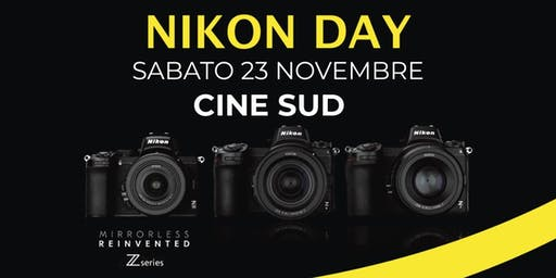 Nikon Day - Touch & Try