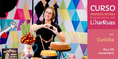 CURITIBA tem Lilian Ruas com Profissão Festeira edição 2020
