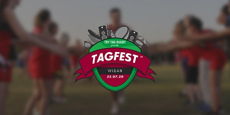 TagFest - Wigan tickets