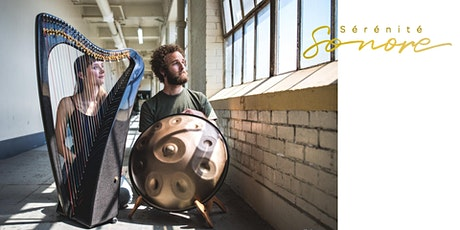 Concert méditatif - duo Luminescent (harpe et handpan) tickets