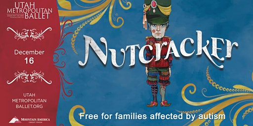 Free Nutcracker for families affected by Autism