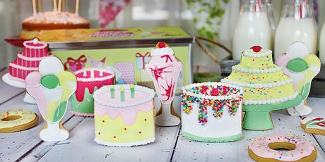 (SOLD OUT) Biscuiteers School of Icing - Vintage Birthday - Northcote Road  tickets