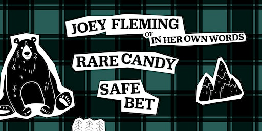 Joey Fleming of In Her Own Words