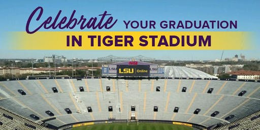 LSU Online Fall 2019 Graduation Reception