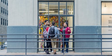 Insider's Tour: DUMBO First Thursday Gallery Walk tickets