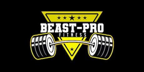 BeastPro Fit Camp tickets