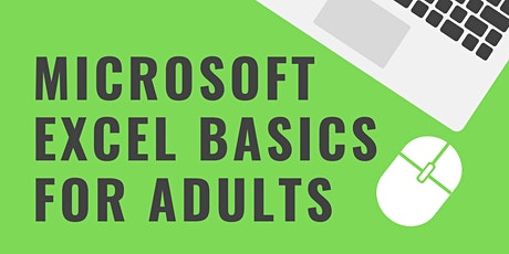 Hands On Excel for Adults tickets