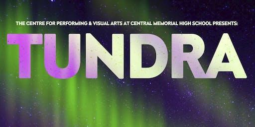 PVA @ Central Presents: TUNDRA