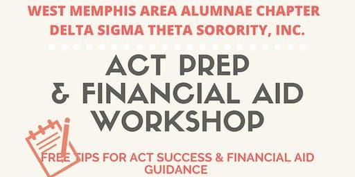 ACT PREP & FINANCIAL AID WORKSHOP