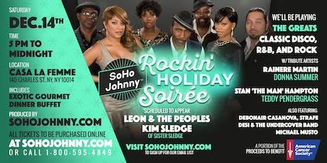 SoHoJohnny's Rockin' Holiday Soirée tickets