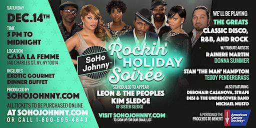SoHoJohnny's Rockin' Holiday Soirée