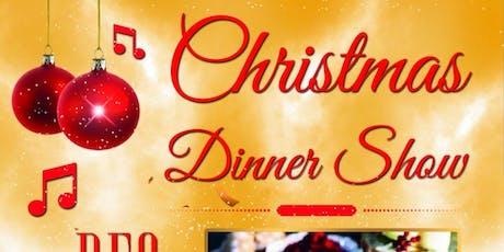 Christmas Dinner Show  tickets