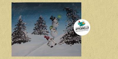 Più pazzi di neve: aperitivo Appennello a Sirolo(AN)
