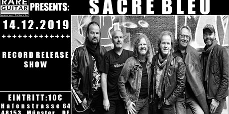 Sacre Bleu – Record Release Show Tickets
