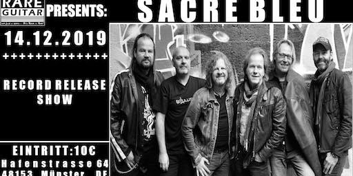 Sacre Bleu – Record Release Show