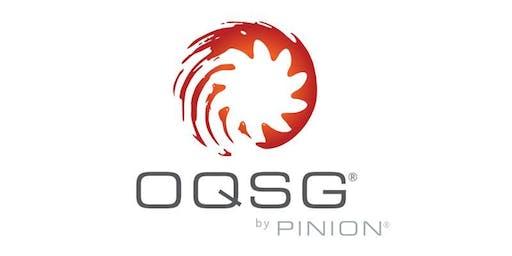 March OQSG Evaluator Training