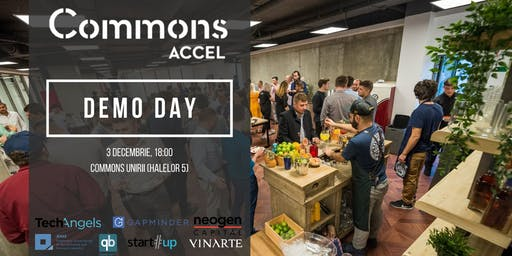 Demo Day by Commons Accel