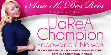 UaReAChampion Empowerment Network Evening of Empowerment  tickets
