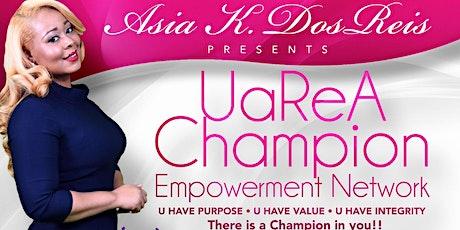 UaReAChampion Empowerment Network Evening of Empowerment  tickets
