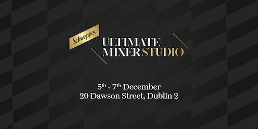 Schweppes Ultimate Mixer Studio