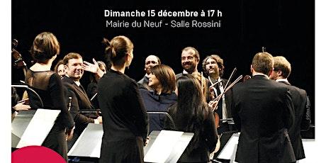"Paris Mozart Orchestra "" Oh my Love""  billets"