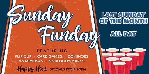 Sunday Funday - Games, Drinks, Fun!