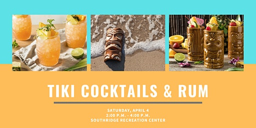 Tiki Cocktails and Rum