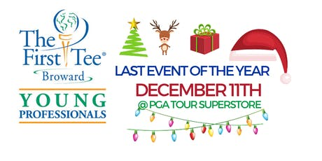 End of Year Bash | YP Event @ PGA Tour Superstore - December 11th tickets