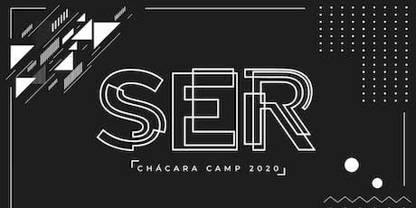 SER - Acampamento Chácara Jovem 2020 ingressos