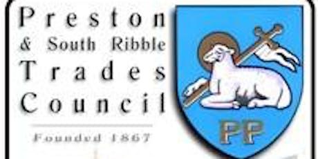 Preston Trades Council Festive Social tickets