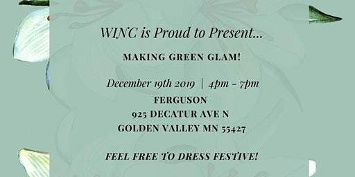 Making Green Glam! Hosted By Ferguson Bath, Kitchen & Lighting Gallery