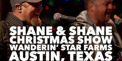 Shane and Shane Christmas at Wanderin' Star Farms!