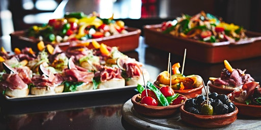 Cooking with Condiments: Tapas, Appetizers & Canapés for the Holidays